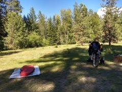 Actual sweet camp spot